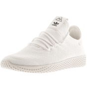 Adidas X Pharrell Williams Tennis Hu Trainers